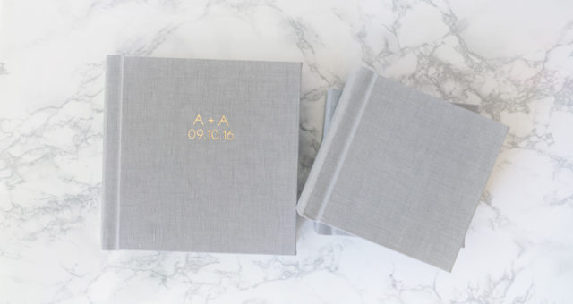 Alice & Arthur | Frost & Gold Wedding Album