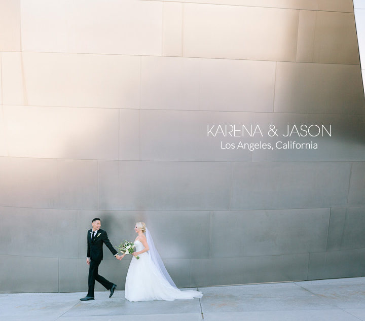 Karena & Jason | Grand Park | Downtown Los Angeles Wedding Photography