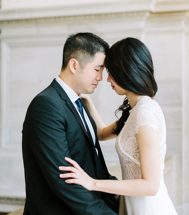 Yao & Alan | San Francisco City Hall Wedding Photography
