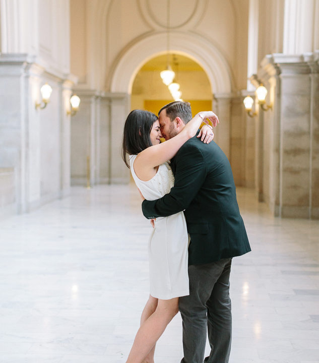 Sarah & Nathan | San Francisco City Hall Wedding Photography