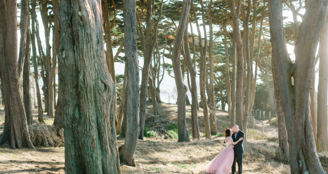 Alice & Mike | Sutro Baths Engagement Photography