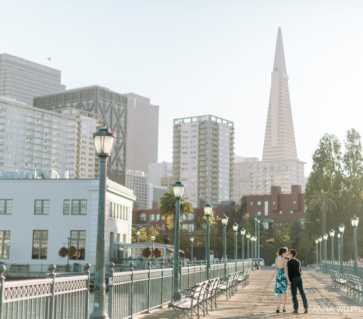 Rachel & Rodney | San Francisco Portrait Photography