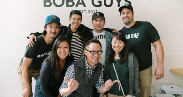 Win Son x Boba Guys | SF & NYC