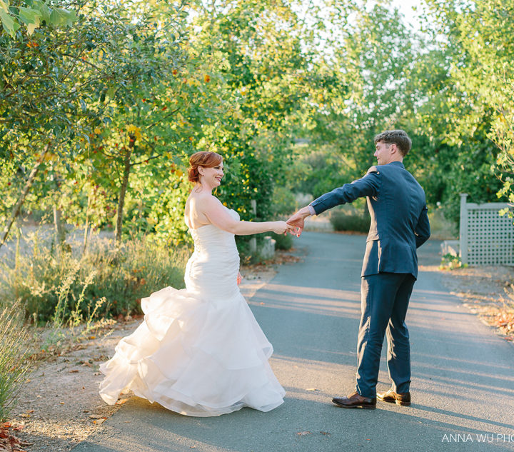 Kim & Chris | Armstrong Redwoods & Vine Hill House Wedding Photography