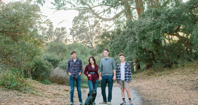 The Lynch Family | San Francisco Mini Sessions