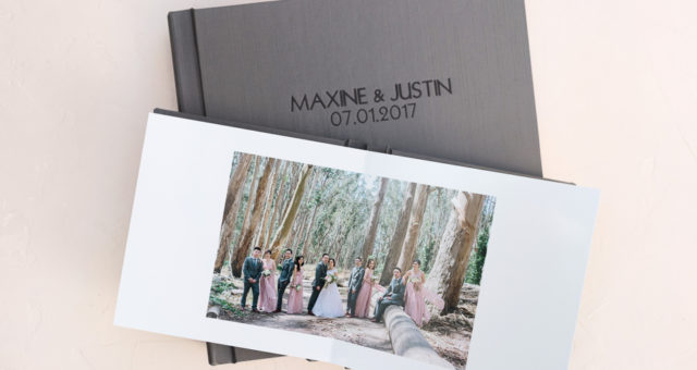 Maxine & Justin | Silver Moon Wedding Album