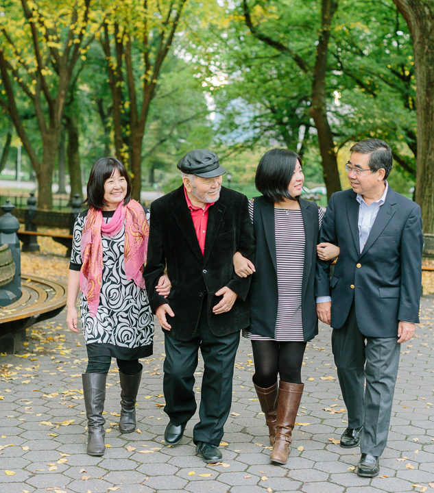 The Nakao Family | New York City Family Photography