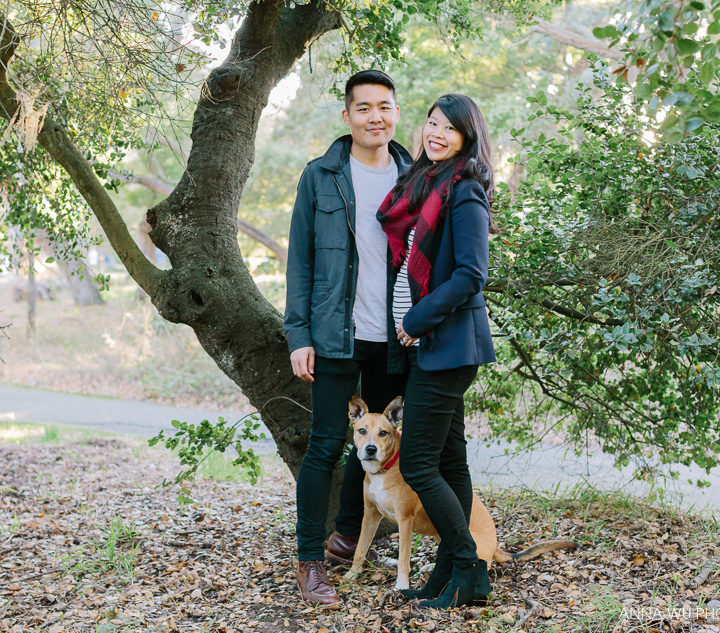 Shau-Ru & Ed's Sixth Wedding Anniversary | San Francisco Mini Sessions
