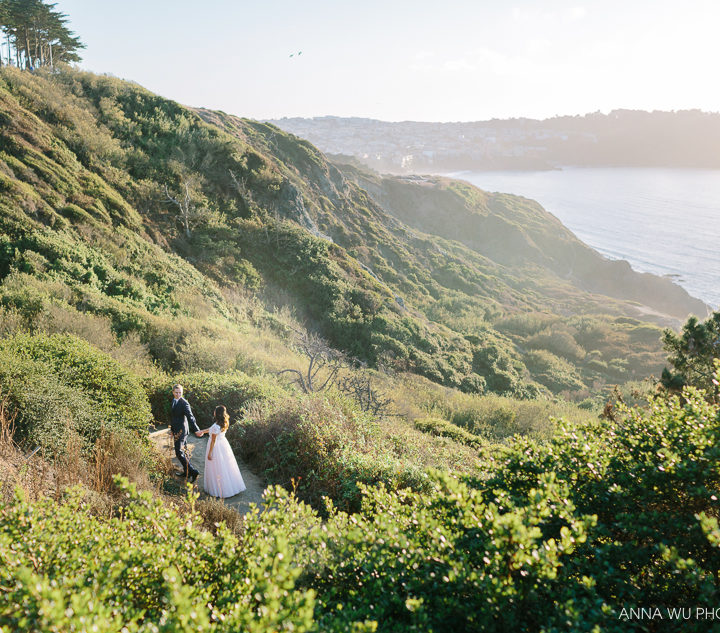 Tiffany & Greg | Presidio, San Francisco Engagement Photography