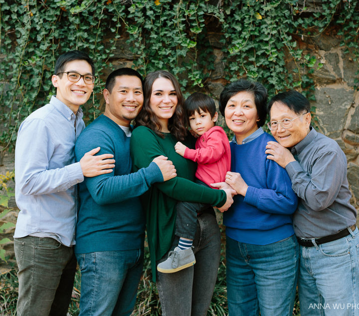 The Chiu Family | Atlanta Family Portraits