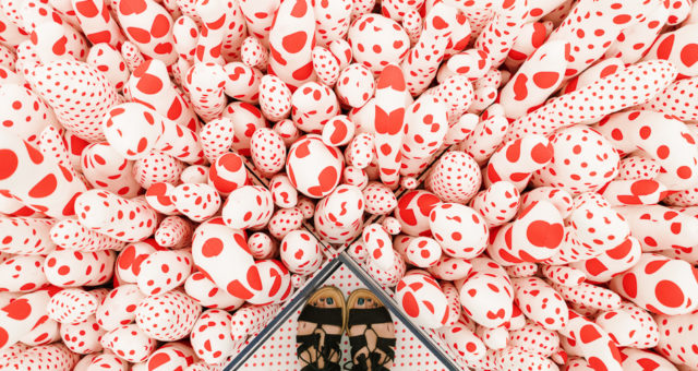 Yayoi Kusama at The Broad