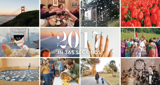 2017 Year in Review | 365 Seconds