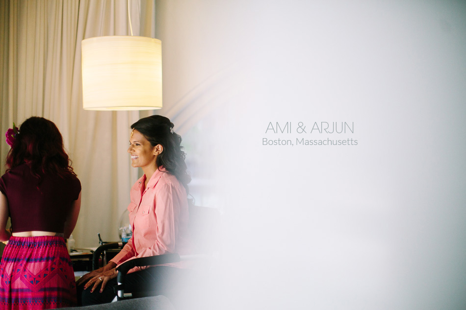 Ami Arjun The State Room Boston Indian Wedding Photography